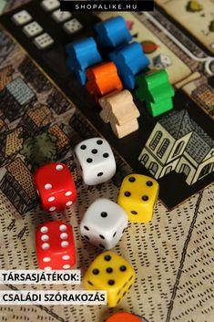 A karácsony lehetőséget biztosít, hogy minőségi időt tölthess a családoddal. Ha már unjátok a filmnézést és az ünnepi ételeket, egy társasjátékkal órákig elszórakozhattok. A társasjátékok piaca egyre gazdagabb. A klasszikusok, mint a Monopoly, Scrabble, Gazdálkodj okosan és Catan telepesei mellett rengeteg  ötletes új játék is kapható, amik sokszor kedvenc film- és rajzfilmfiguráidat veszik alapul. Így garantáltan a család minden tagja talál kedvére való játékot. #karácsony #társasjáték…