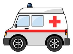 """ambulance - Seeing an ambulance is very unlucky unless you pinch your nose or hold your breath until you see a black or a brown dog.  """"Touch your toes Touch your nose Never go in one of those Until you see a dog."""""""