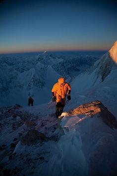 Gasherbrum II (8034 m), Karakoram