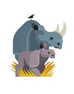 """Black Rhino's Forge Ahead"""