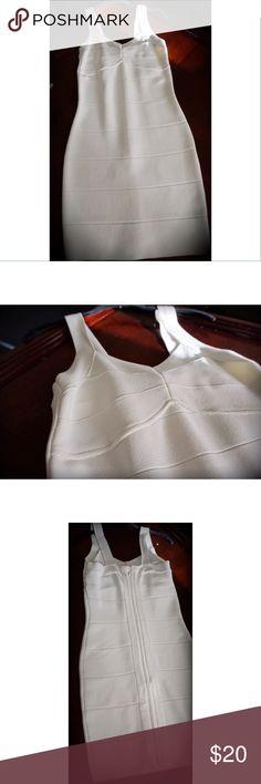 Hot Miami Style White Bandage Dress never worn Hot Miami Styles White Bandage Dress never worn Dresses