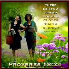 There are companions ready to crush one another,+ Proverbs - But there is a friend who sticks closer than a brother. Bible Scriptures, Bible Quotes, Biblical Quotes, Truth Quotes, Good Morning Greeting Cards, Spiritual Thoughts, Spiritual Growth, Spiritual Encouragement, Bible Truth