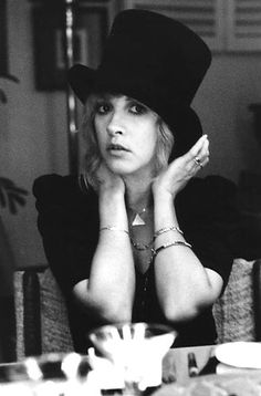 Stevie Nicks- one of the greats.  What is there to not love about this woman.  She writes, she sings, she plays, she lives...