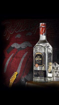 Jose Cuervo Summer of 1972 The Rolling Stones tour pick. Tequila Jose Cuervo, Rolling Stones Tour, Whiskey Bottle, Soda, Rolls, Beer, Drinks, Summer, Jose Cuervo