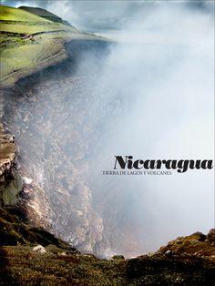 Volcan Masaya , Nicaragua
