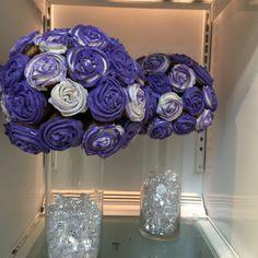 My cupcake bouquet