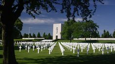 Hallowed Grounds provides a rare visit to America's extraordinary overseas military cemeteries. There are 23 World War I and World War II American military cemeteries in England, France, the Netherlands, Luxembourg, Belgium, Italy, Tunisia and the Philippines.