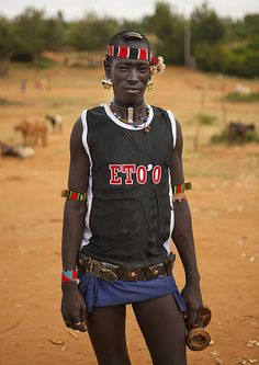 Any news from Etoo? Tsemay man Ethiopia | In the market of t… | Flickr