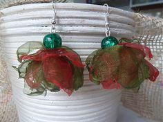Martinuska / zeleno červené balerínky