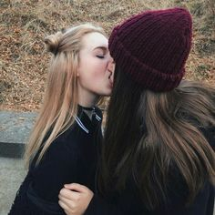 anyone think this looks like Bex and Louise from EastEnders? Honestly this is goals af.