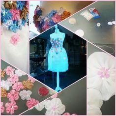 #fashion #flowerdress #nevermoredesign