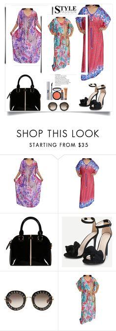 Women's Fashion Kaftan Maxi Dresses by lavanyas-trendzs on Polyvore featuring Gucci and LORAC  https://www.amazon.in/s/ref=sr_pg_3?me=A1MG1RA6A4ZL9E&rh=k%3AKaftan&page=3&keywords=Kaftan&ie=UTF8&qid=1520498755  #kaftan #dresses #maxidress #loungewear #coverup #sleepwear #nighty