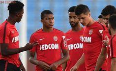Mbappé ya ha decidido dejar el Mónaco, según L'Équipe