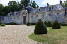Château de Bizy    Vernon - Normandy - France - July 15 2011