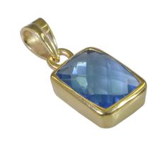 Blue Topaz CZ Gold Plated foxy gemstone Pendant Blue  L-1.5in UK gift  http://www.ebay.co.uk/itm/Blue-Topaz-CZ-Gold-Plated-foxy-gemstone-Pendant-Blue-L-1-5in-UK-gift-/182271686515?hash=item2a703d3773:g:wmgAAOSwqfNXpMR2