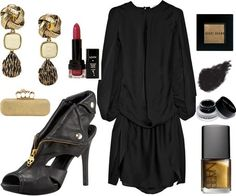 I love a dress you can dress up or down depending on the accessories. Are those shoes to die for???