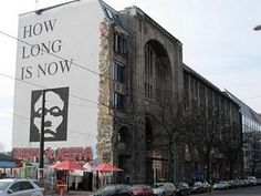 KunstHaus Tacheles - a total must see =)