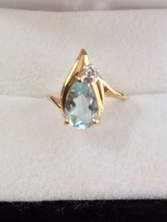 A personal favorite from my Etsy shop https://www.etsy.com/listing/232875932/14k-solid-fine-gold-aquamarine-solitaire