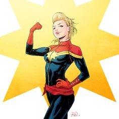 Carol Danvers screenshots, images and pictures - Comic Vine