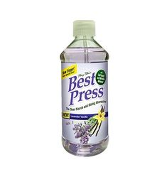 With Best Press, there's no flaking, clogging, or white residue on dark fabrics! A special stain shield protects fabrics, and the product helps resist wrinkles. Try Best Press today Spray Starch, Good Press, Spray Bottle, Vanilla, Lavender, Fabrics, Dark, Tejidos, Cloths