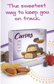 Whether you are trying to lose weight or just keep your energy levels up throughout the day, healthy meals and snacks are important. If you find yourself getting hungry, grab a Curves Meal or Snack Bar! Try not to let more than four hours pass without eating something.