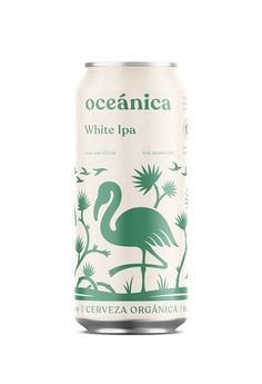 Oceánica Beer was born in the heart of a family with the aim of brewing beers inspired by Uruguayan nature. Design Poster, Graphic Design Branding, Label Design, Tool Design, Package Design, Design Design, Cool Packaging, Bottle Packaging, Brand Packaging