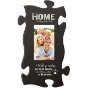 Home Puzzle Photo Frame