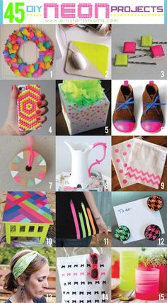45 DIY Neon Projects