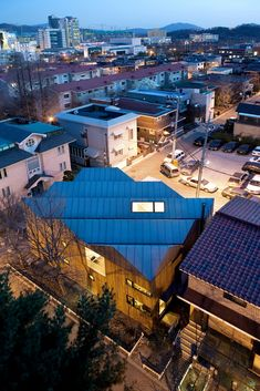 Gallery of Gwacheon Residence / Kim Seunghoy (Seoul National University) + KYWC Architects - 3