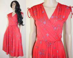70s bohemian sun dress ~ perfect festival style ~$42.00