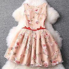 PAIYE™ Women's Floral Ruffles Chiffon Dress – GBP £ 34.53