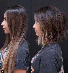 Brown Blonde Hair, Brunette Hair, Dark Brunette, Medium Hair Styles, Short Hair Styles, Grunge Hair, Hair Dos, Hair Lengths, Her Hair