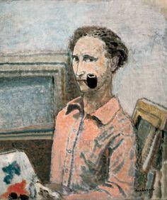 Eric Isenburger, Maler