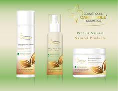 Packaging design for Carambolé Cosmetics Natural Hair Care products Natural Hair Care, Natural Hair Styles, Natural Cosmetics, Damaged Hair, Design Projects, Packaging Design, Nature, Products, Naturaleza