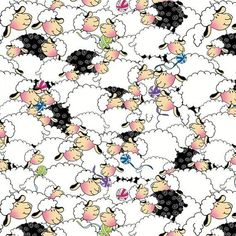 Happy Bee Toss on White Studio E YARD Fun /& Games Fabric