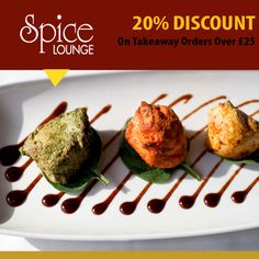 Spice Lounge is an Indian Restaurant and Takeaway in Holywell WD18. Located in the heart of Watford, Spice Lounge offers fresh Indian food and fast service for delivery & collection Order takeaway food and book a table online from Spice Lounge through ChefOnline in just a few clicks. Just browse the menu.