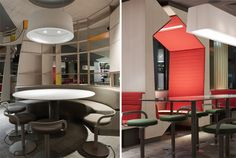 McDonald's Unveils High-Design Concept Store In France | Co.Design: business + innovation. McDonald's goes LED in France!