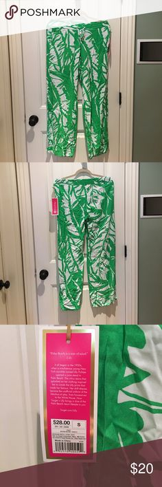 Lilly Pulitzer for Target Pants Lilly Pulitzer for Target Lounge Pants. NWT. 🚫TRADES,🚫, ✅REASONABLE OFFERS CONSIDERED VIA OFFER BUTTON ONLY✅, 💰BUNDLE AND SAVE Lilly Pulitzer for Target Pants