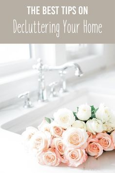 Need help decluttering your home? I've got some great decluttering tips to help you declutter your house. I've included a declutter your hsuouse checklist that gives you tips on decluttering.