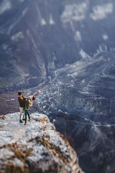 Mountaintop proposal/// i.would.die.