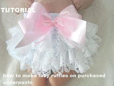 SEWING TUTORIAL pattern Diaper Cover num 41 Learn by mehartgallery, $4.99