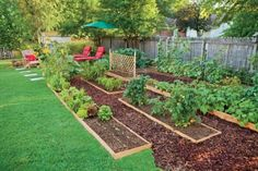 Learn how to eat your yard! The latest gardening trend incorporates edible landscaping from our sister site- Farm Flavor.