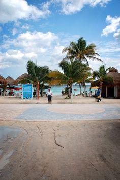 Mahahual Beach in Costa Maya | Flickr - Photo Sharing!
