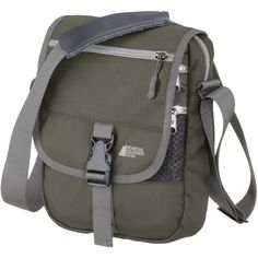 MEC Travel All Shoulder Bag; in blue