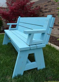 Folding picnic table bench beautiful diy folding bench picnic table bo plans 6 folding portable convertible bench table plans beautiful diy pallet projects how pallets a just used for convertible picnic table and bench