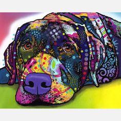 Savvy Labrador design inspiration on Fab.