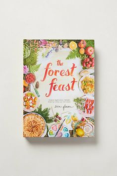 The Forest Feast #anthropologie