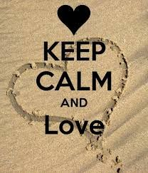 Image result for keep calm and love