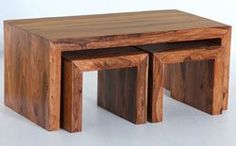 Kavali Lounge Nest of Coffee Tables
