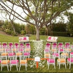 Casamento multicolorido